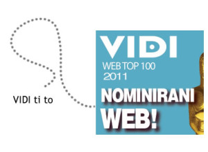 VIDI 2011 nominees