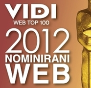 VIDI top 100 nominated sites