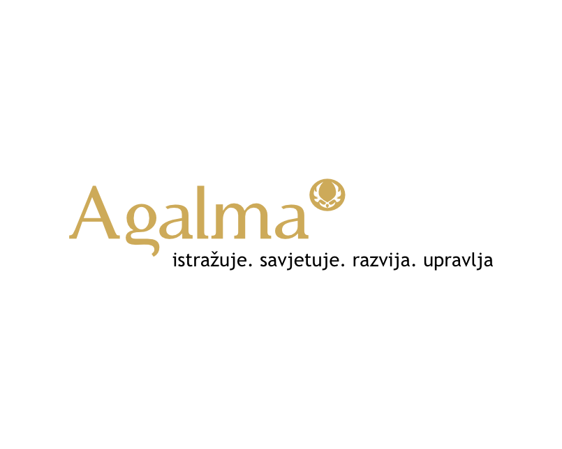 Agalma logo dizajn