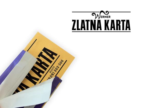 Golden Ticket in Milca Chocolate