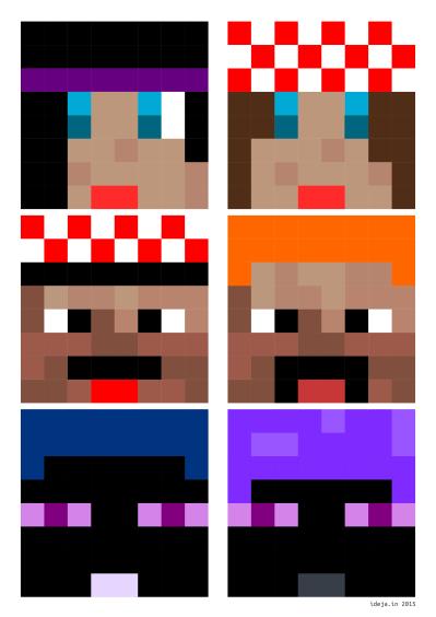 Minecraft pozivnice