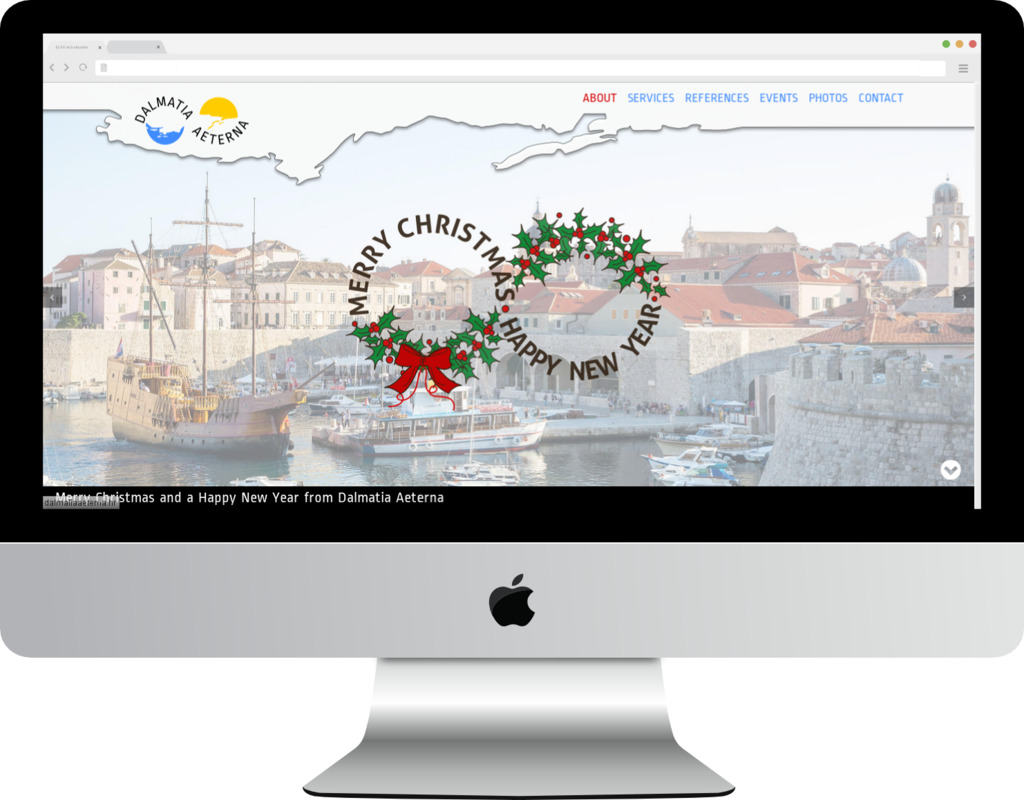 Dalmatia Aeterna - Christmas Greetings