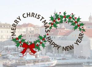 Božićna čestitka za Dalmatiu Aeternu
