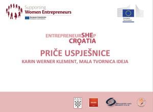 EntreprenurSHEp Croatia