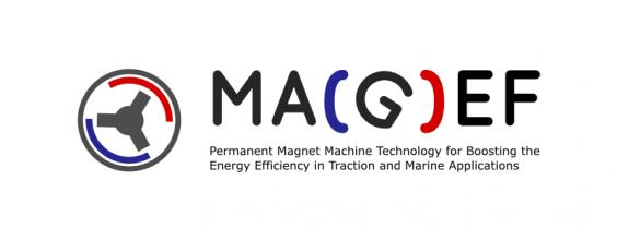 Project MAGEF logo