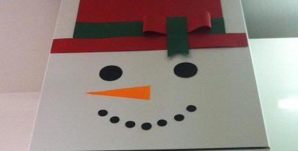 Kako prerušiti frižider u snjegovića