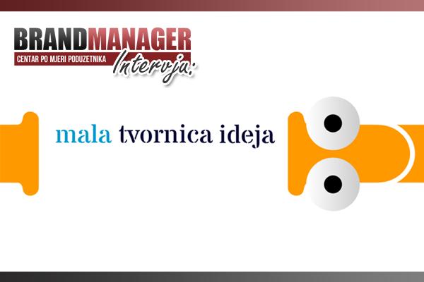 Brand Manager - mala tvornica ideja