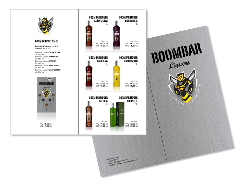 Party mix leaflet