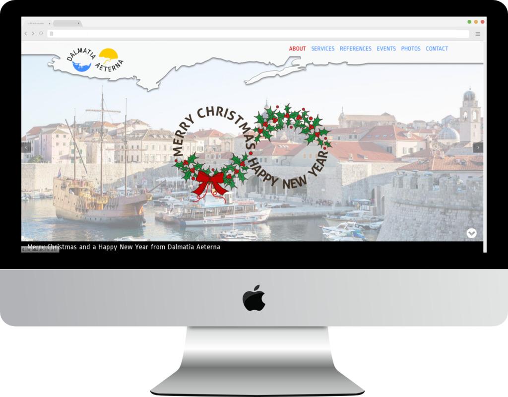 Dalmatia Aeterna - Christmas Greetings