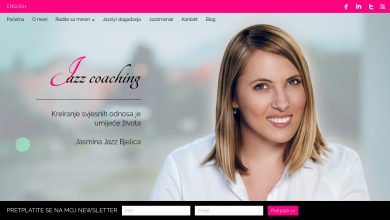 Jazzcoaching web