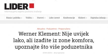 Članak na portalu lider.media