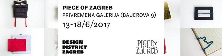 """Otvorenje izložbe """"Piece of Zagreb"""""""
