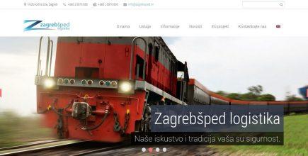 Zagrebšped ima novi web